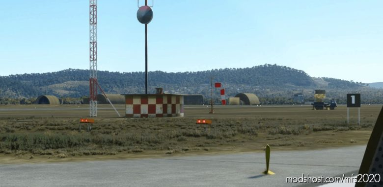 Lgtg Military Airport for Microsoft Flight Simulator 2020