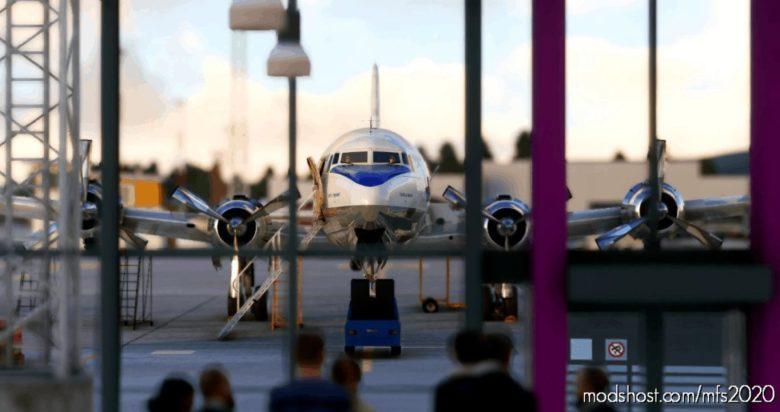 Pmdg DC-6 Vatsim Model Matching for Microsoft Flight Simulator 2020
