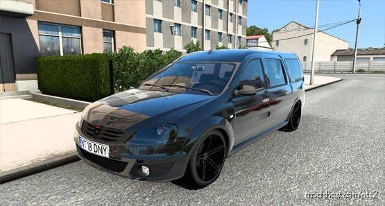 Dacia Logan MCV 2012 [1.40] for Euro Truck Simulator 2