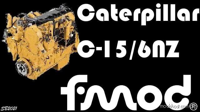Caterpillar C-15/6NZ [1.40 – 1.41] for American Truck Simulator
