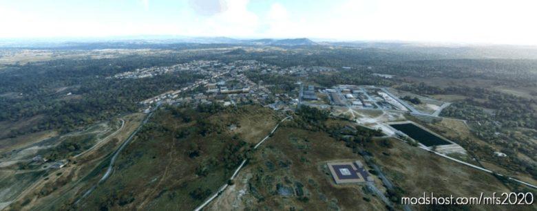 Lpns – Nisa Heliport (High Detail) for Microsoft Flight Simulator 2020