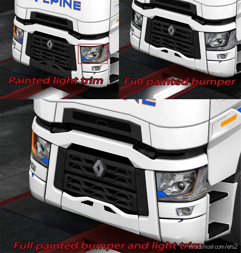 Truck Accessory Pack 14.5 [1.40] for Euro Truck Simulator 2