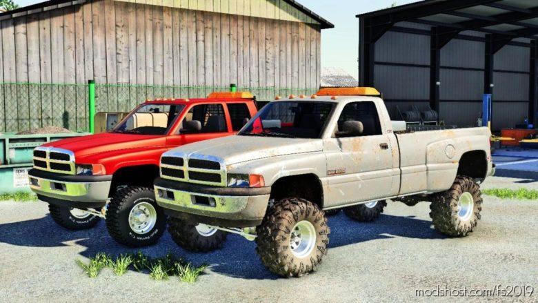 Dodge Pack 2ND GEN Edit for Farming Simulator 19