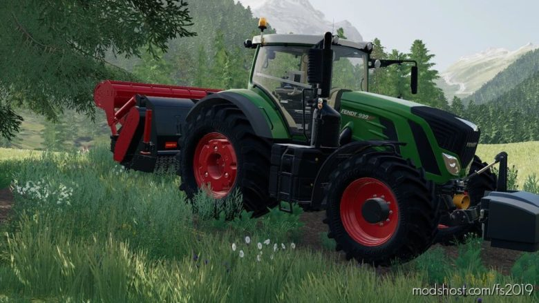 Seppi Maxisoil 350 for Farming Simulator 19