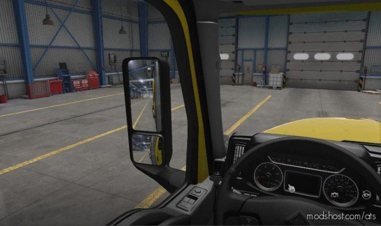 International Lonestar NEW Mirrors for American Truck Simulator