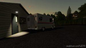 US Postal Service Stepvan for Farming Simulator 19