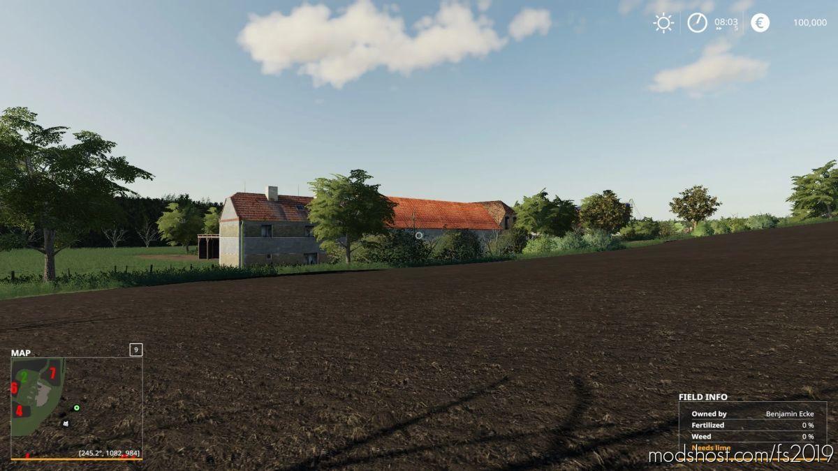 JZD Tvrdín VIP for Farming Simulator 19