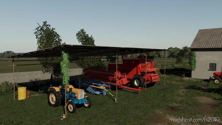 Polish Metal Shed for Farming Simulator 19