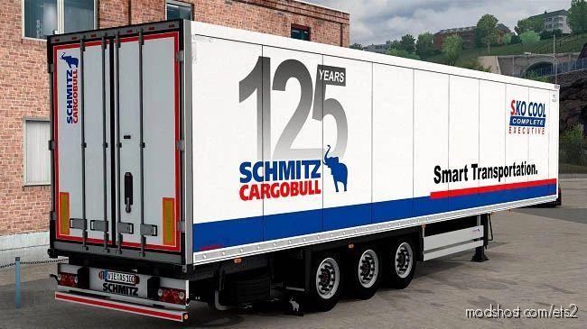 Schmitz Cargobull 16.5 [1.40] for Euro Truck Simulator 2