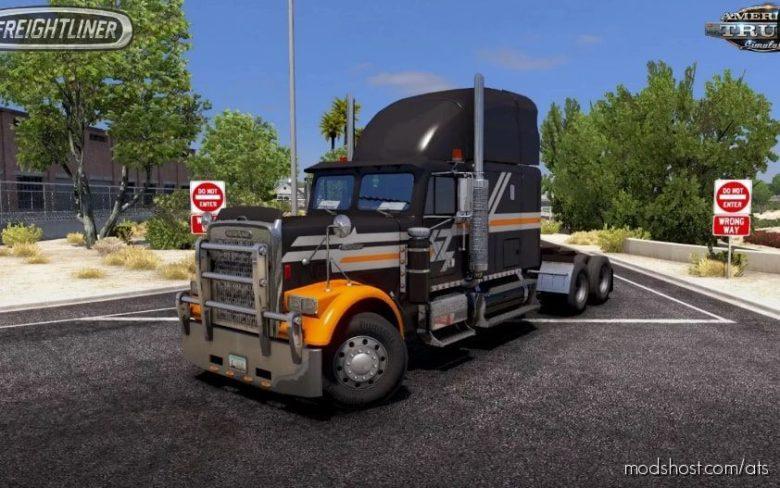 Freightliner Flc12064T Truck V1.0.4 [1.40.X] for American Truck Simulator