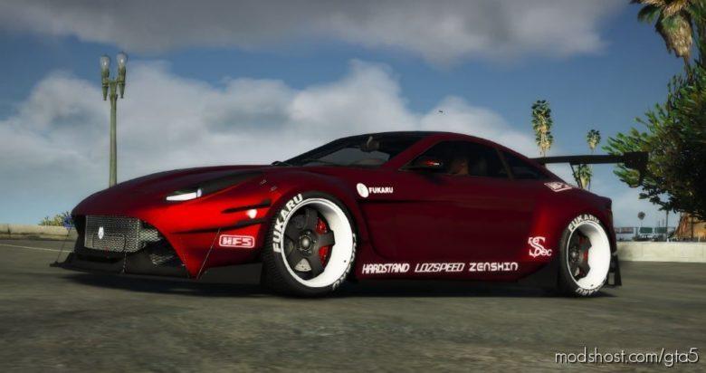 Ocelot Lynx Custom for Grand Theft Auto V