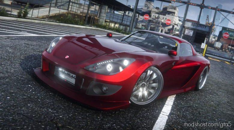 Alien Styling Bravado Banshee for Grand Theft Auto V