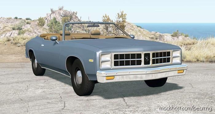 Bruckell Moonhawk Convertible for BeamNG.drive