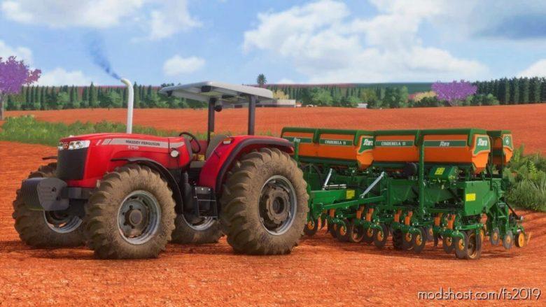 MF 4200 Series for Farming Simulator 19