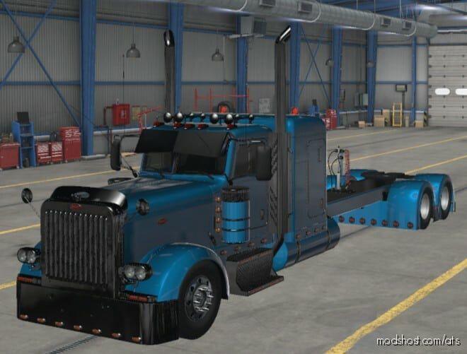 Peterbilt 389 Custom Truck [1.41] for American Truck Simulator