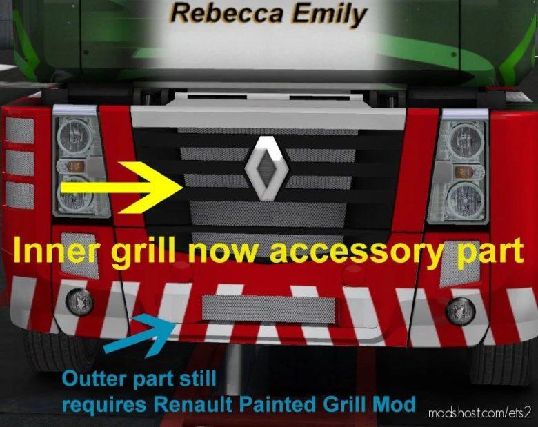 Truck Accessory Pack V14.11 for Euro Truck Simulator 2