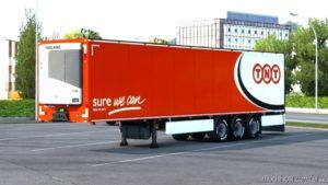 Skin Trailer TNT Express for Euro Truck Simulator 2