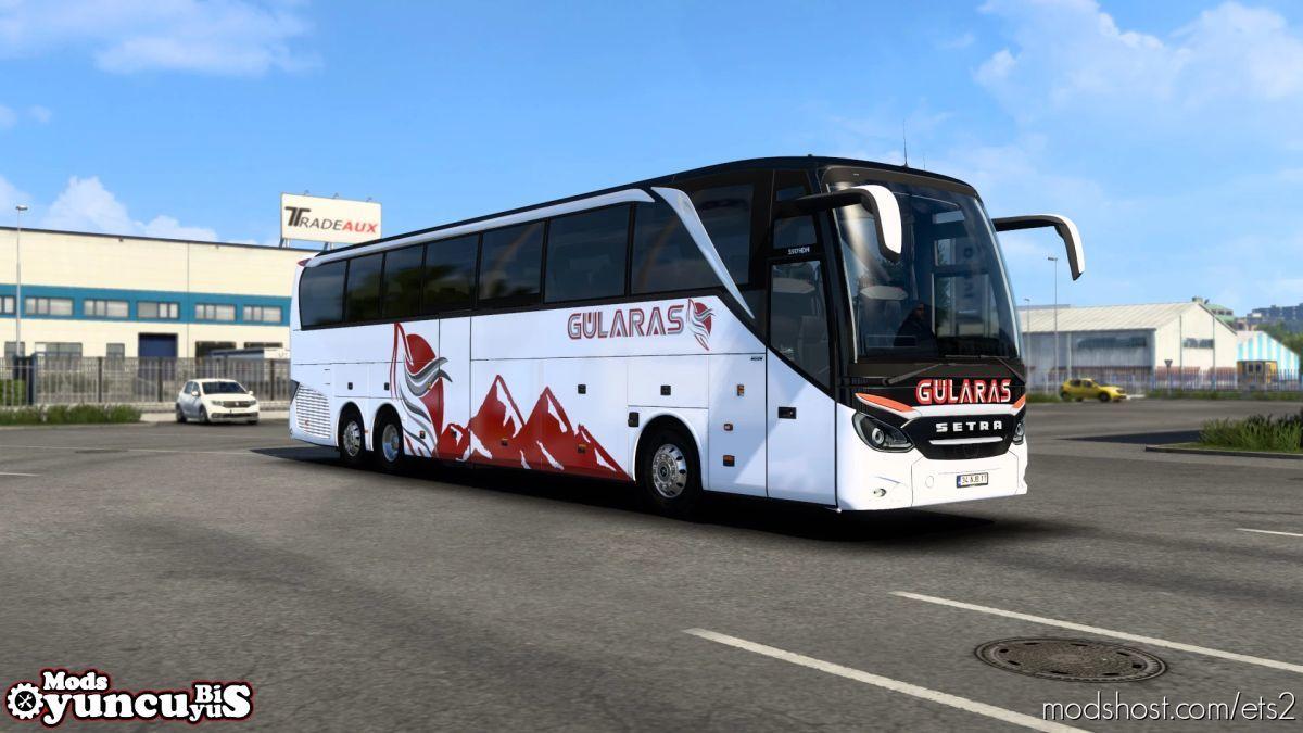Setra S517Hdh Topclass-2021 for Euro Truck Simulator 2
