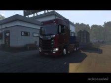 Scania Next Generation V8 Stock Sound [1.40 – 1.41.X] for Euro Truck Simulator 2