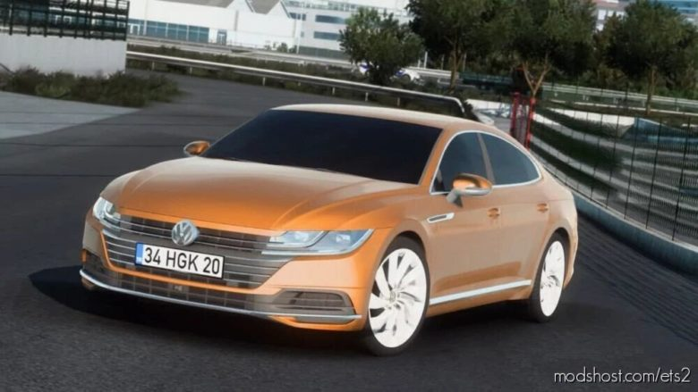 Volkswagen Arteon V1R60 [1.40] for Euro Truck Simulator 2