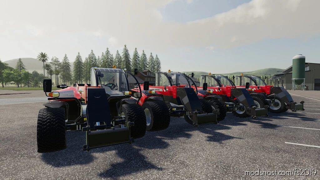 Massey Ferguson 9407 S for Farming Simulator 19
