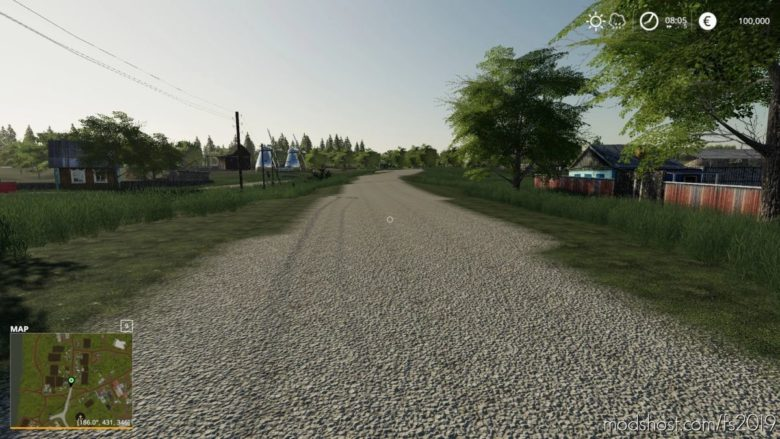Kuray Map for Farming Simulator 19