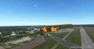 Curtiss J1 Robin (Working Gauges) for Microsoft Flight Simulator 2020
