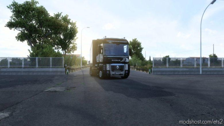 Renault Magnum Updates V22.1 for Euro Truck Simulator 2