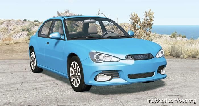 Hirochi Sunburst Turbo Injec V0.2 for BeamNG.drive