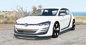 Volkswagen Design Vision GTI 2013 for BeamNG.drive