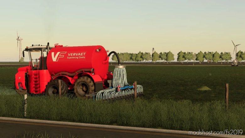 Verveat NEW Version for Farming Simulator 19