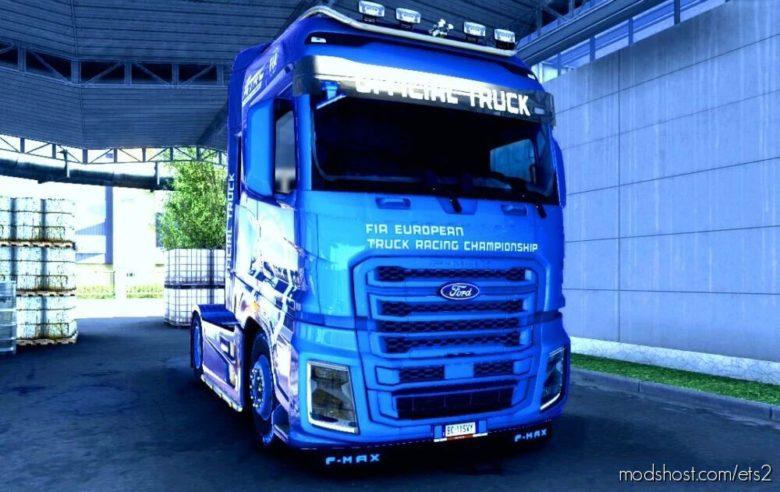 Ford F-Max 1030CV Engine for Euro Truck Simulator 2
