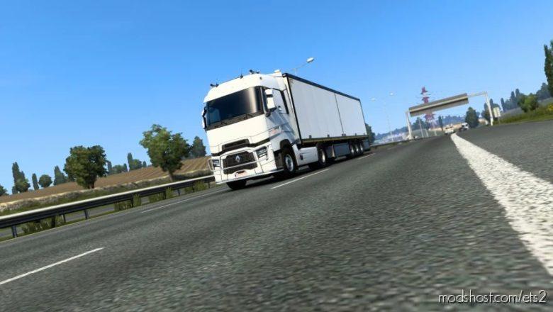 Reload Truck Physics V7.2 for Euro Truck Simulator 2