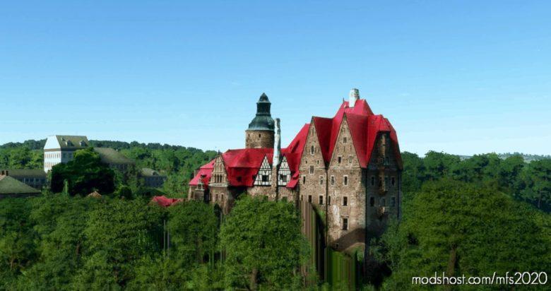 Poland Czocha Castle for Microsoft Flight Simulator 2020