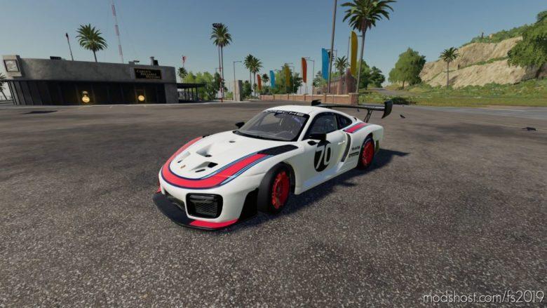 Porsche 935 2019 for Farming Simulator 19