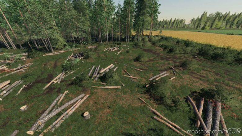 Geiselsberg Forestry Edition for Farming Simulator 19