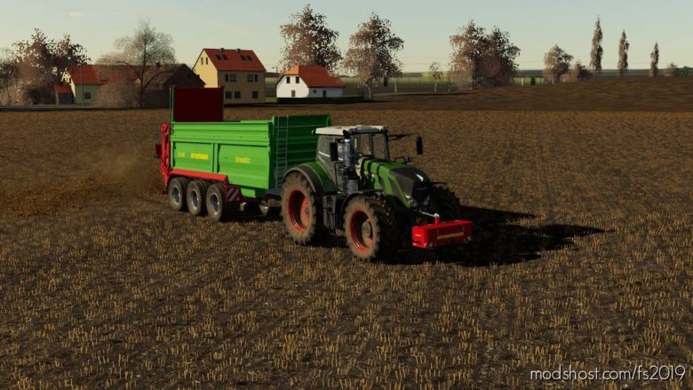 Strautmann Streublitz PS Pack for Farming Simulator 19
