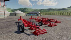 Lizard Famed 5 Spring Plow for Farming Simulator 19