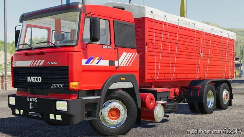 Iveco 190-48 for Farming Simulator 19