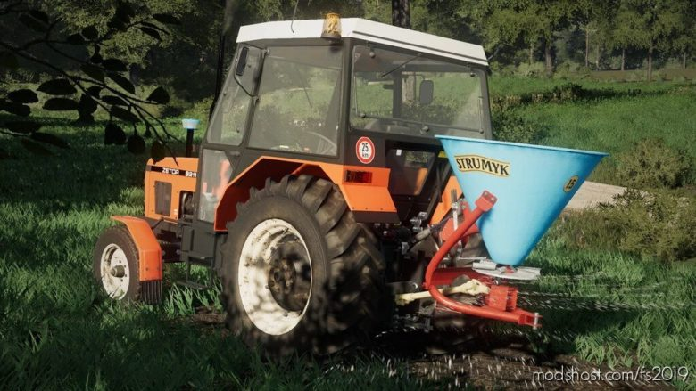 Strumyk S 350 L for Farming Simulator 19