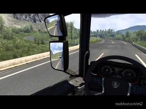 Scania Next Generation V8 Stock Sound V1.5 for Euro Truck Simulator 2