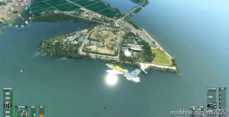 Biwakomuseum for Microsoft Flight Simulator 2020