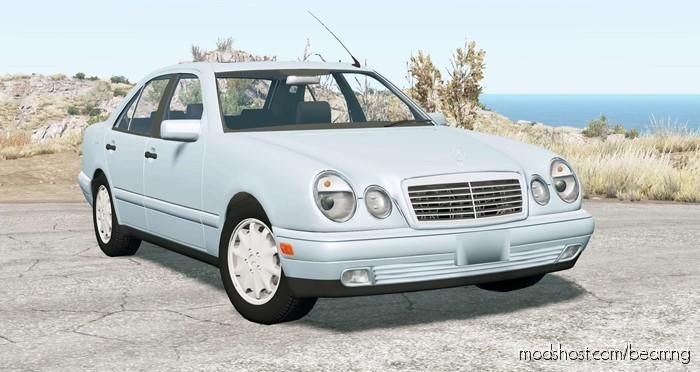 Mercedes-Benz E 320 Elegance (W210) 1994 for BeamNG.drive