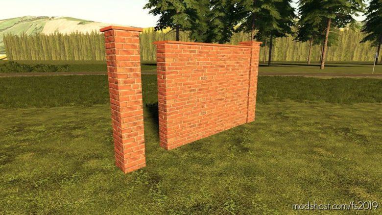 Fences for Farming Simulator 19