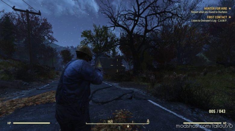 DOT Crosshair 76 for Fallout 76