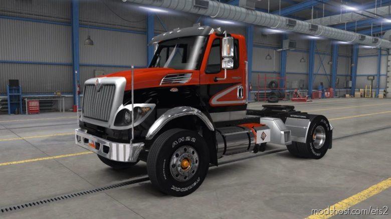 International Workstar [1.40 – 1.41] for Euro Truck Simulator 2