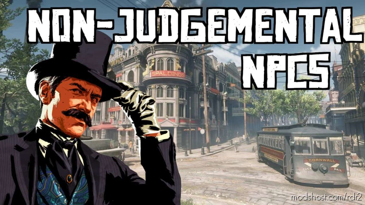 Friendlier NPC Greets for Red Dead Redemption 2