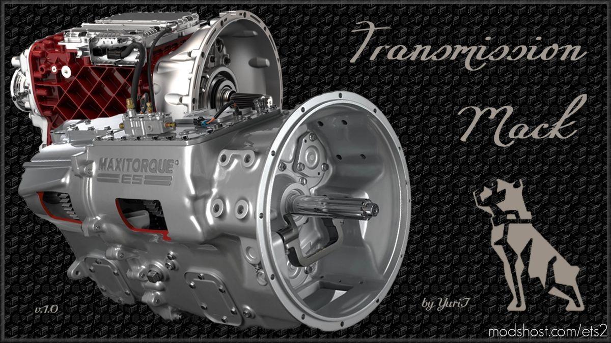 Transmission Mack for Euro Truck Simulator 2