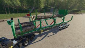 Jenz Wood Slasher for Farming Simulator 19