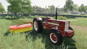 International Mccormick CM Four Wheel Drive Series for Farming Simulator 19